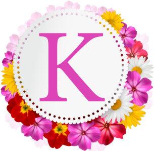 Letter K Drinkware | Zazzle com au