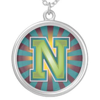 Letter 'N' Custom Jewelry
