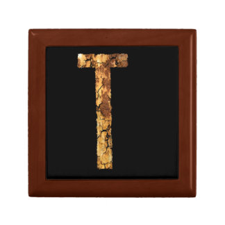 Letter T Gift Boxes