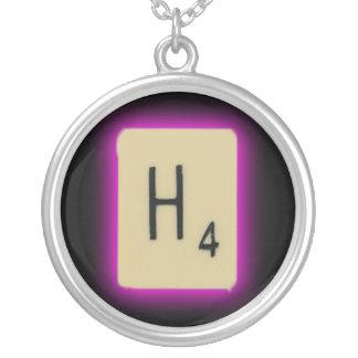 Letter Tiles Custom Necklace