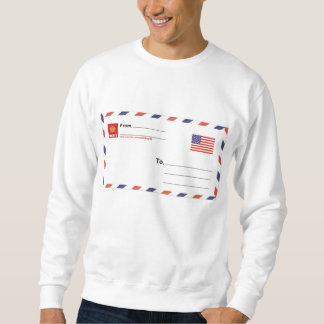 Letter To Everybody! Pullover Sweatshirt