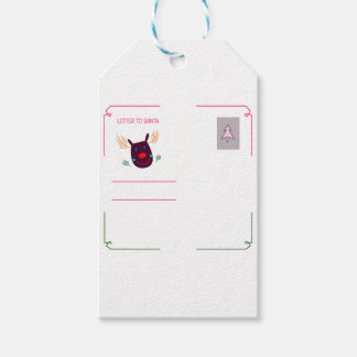 Letter to Santa I Gift Tags