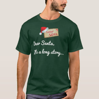 Letter to Santa T-Shirt