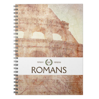 Letter to the Romans, Colosseum Note Book