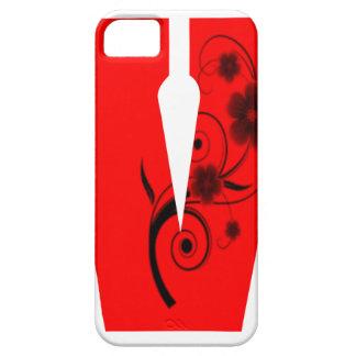 Letter V Flower Case For The iPhone 5