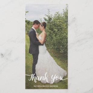 Wedding Thank You Cards Zazzle Au