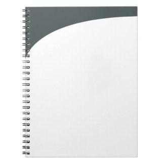 Letterhead Spiral Note Book