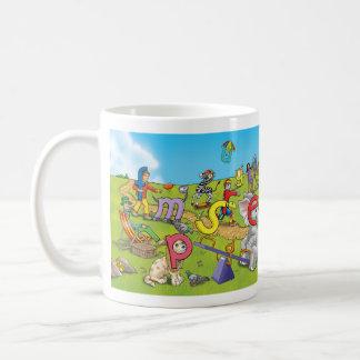 Letterland | Playground Mug