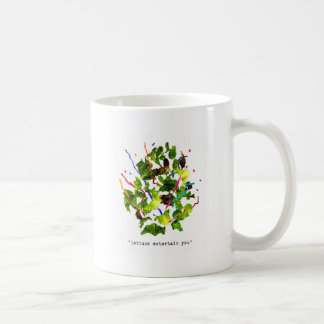 lettuce entertain you - light coffee mug