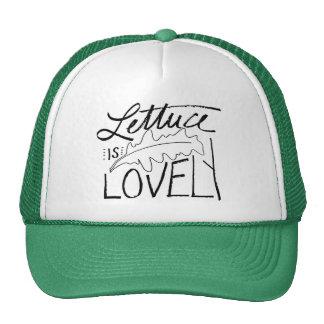 Lettuce is Lovely Trucker Hat