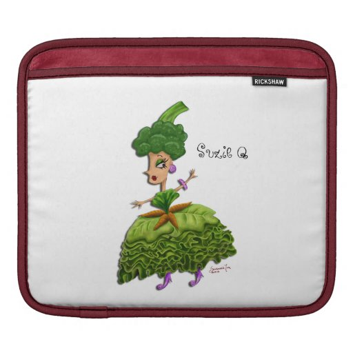 Lettuce Lady Sleeve For iPads