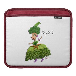 Lettuce Lady iPad Sleeves