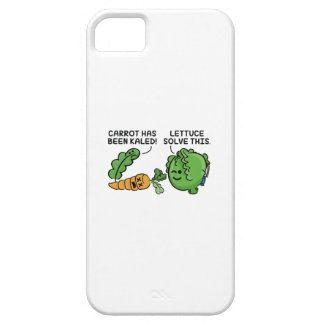 Lettuce Solve This Barely There iPhone 5 Case