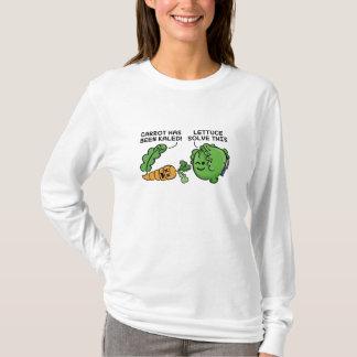 Lettuce Solve This T-Shirt