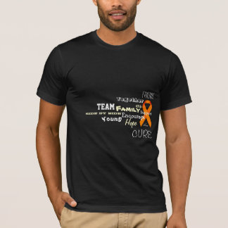 Leukemia and Lymphoma Support Shirt