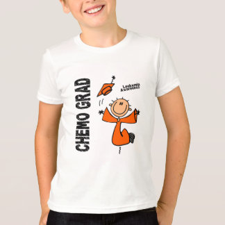 Leukemia CHEMO GRAD 1 T-Shirt