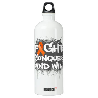 Leukemia Fight Conquer and Win SIGG Traveller 1.0L Water Bottle