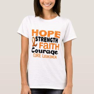 Leukemia HOPE 3 T-Shirt