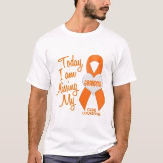 Leukemia Missing My Grandma 1 T-Shirt