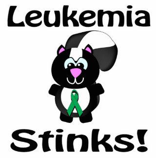 Leukemia Stinks Skunk Awareness Design Photo Cutout