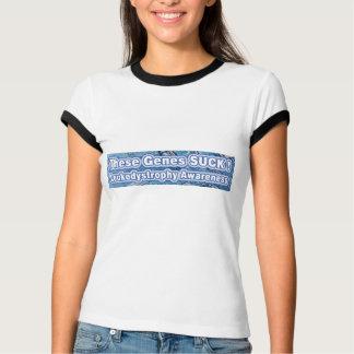 Leukodystrophy These Genes SUCK! T-Shirt