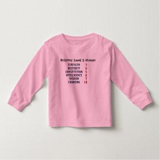 Level 2 Human Toddler T-Shirt