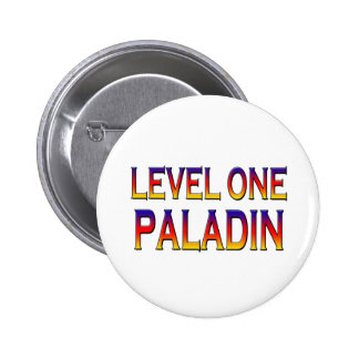 Level one paladin button