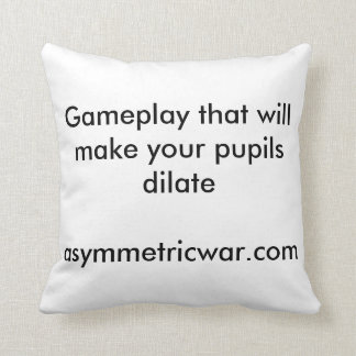 Level Up Gamers Throw Pillow