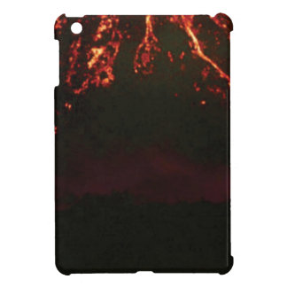 level volcanic cone iPad mini covers