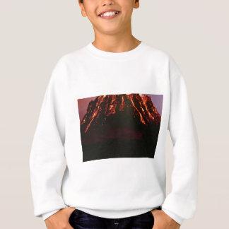 level volcanic cone sweatshirt