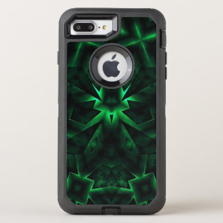 Levels Of Vision In Emerald Green OtterBox Defender iPhone 8 Plus/7 Plus Case