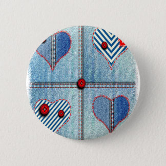 Levi Strauss Day - Appreciation Day 6 Cm Round Badge