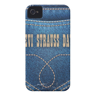 Levi Strauss Day - Appreciation Day iPhone 4 Case