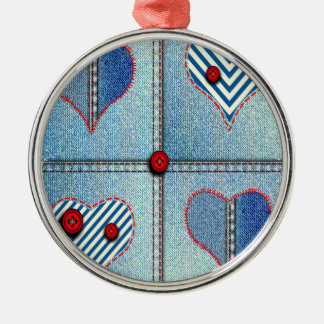 Levi Strauss Day - Appreciation Day Metal Ornament
