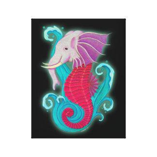 Leviathan Poster Canvas Print