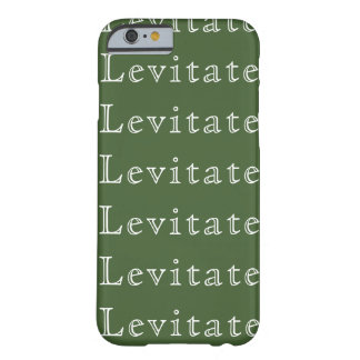 Levitate by Kendrick Lamar Barely There iPhone 6 Case