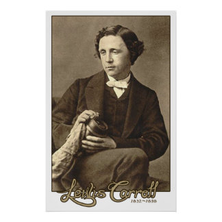 Lewis Carroll Photo 1 Poster