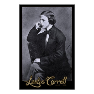 Lewis Carroll Photo 6 Poster