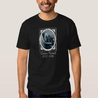 Lewis Carroll T-shirts