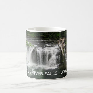 Lewis River Falls Mug
