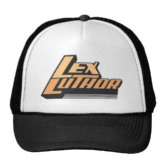 Lex Luther - Two Lines Cap