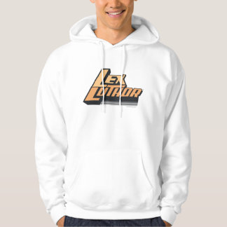 Lex Luther - Two Lines Hoodie