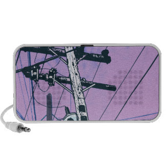 Lex 's purples speaker system