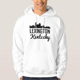 Lexington Kentucky Skyline Hoodie