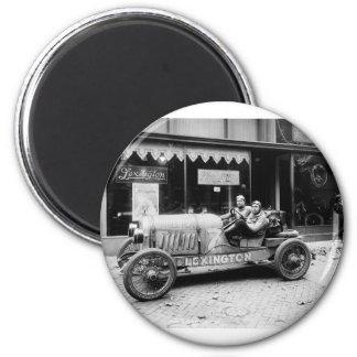 Lexington, Pikes Peak Car: 1921 Magnet