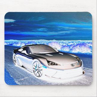 Lexus LFA Inverted Mouse Pad