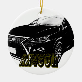 LEXUS RX 450h 350 Ceramic Ornament