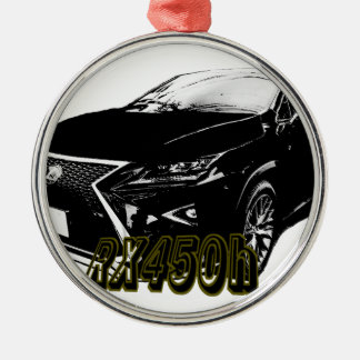 LEXUS RX 450h 350 Metal Ornament