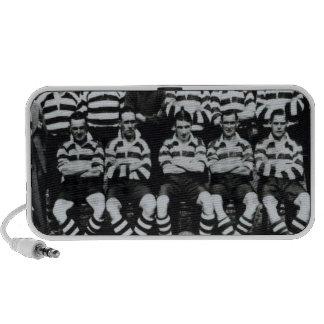 Leytonstone Football Club, c.1935 Laptop Speakers