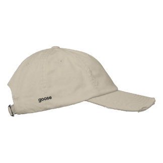 Lez The Goose Embroidered Hat